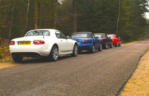 MX-5 New Forest