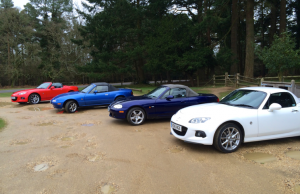 MX-5 group