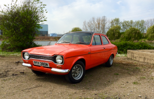 1974 Ford Escort Mexico front