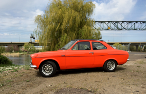 1974 Ford Escort Mexico profile