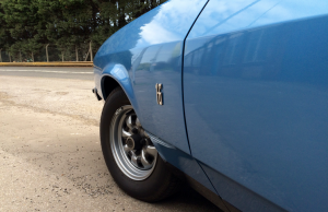 1977 Ford Capri 1600L wheel