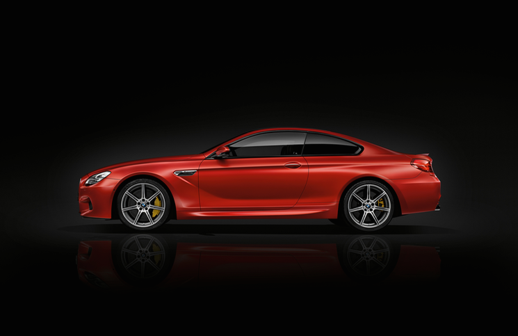 2015 BMW M6 Competition Pack