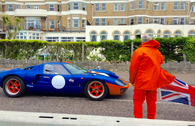 2015 Bournemouth Wheels Festival GT40