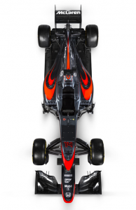 2015 McLaren-Honda MP4-30 top
