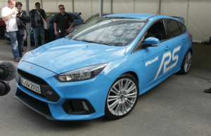 Ford Focus RS Image 3