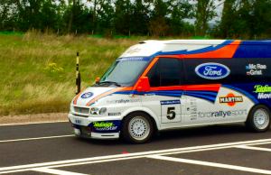 Ford Transit World Rally profile