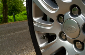 2015 Land Rover Discovery Sport wheel