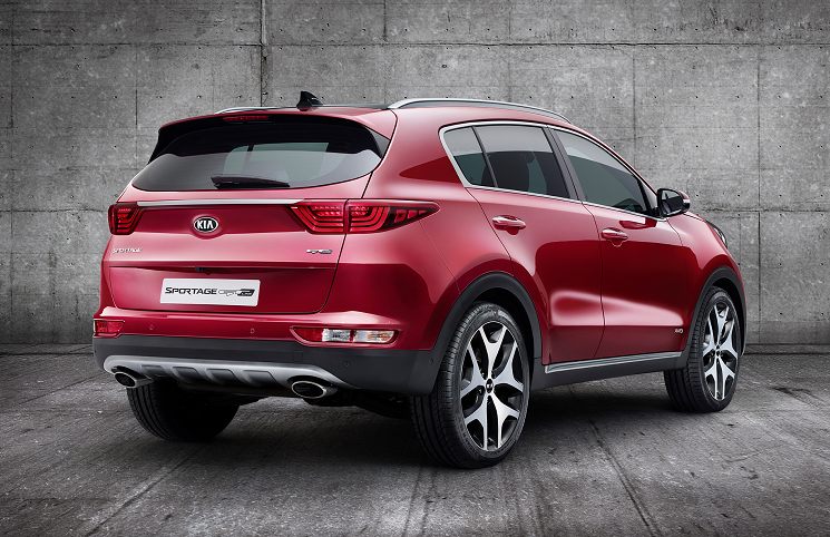 All-New Kia Sportage (2)