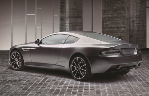 Aston Martin DB9 GT Bond Edition Rear