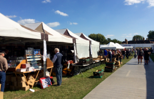 Beaulieu International Autojumble 2015 stands