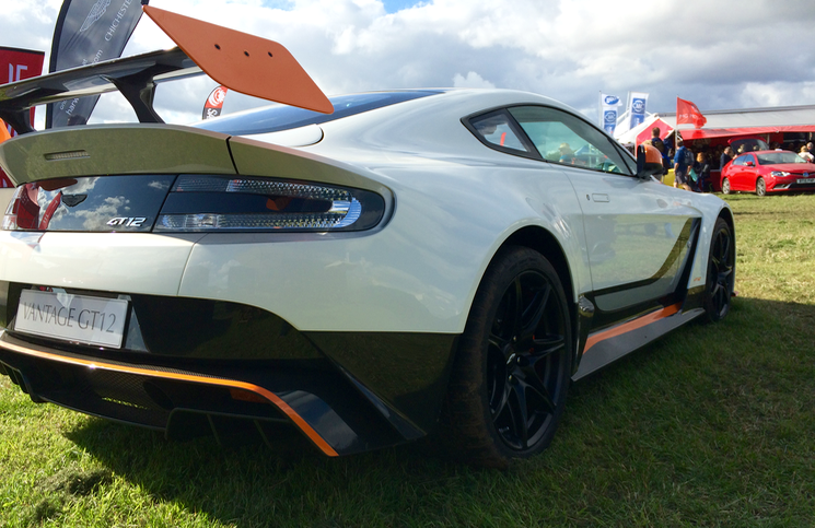 CarFest South Aston Martin GT12