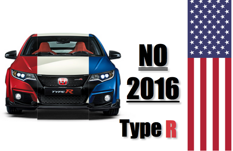 Why the Civic Type R isn't Coming to America
