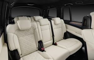 Mercedes-Benz GLS Rear Seats