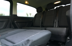 Mercedes-Benz Vito Tourer inside