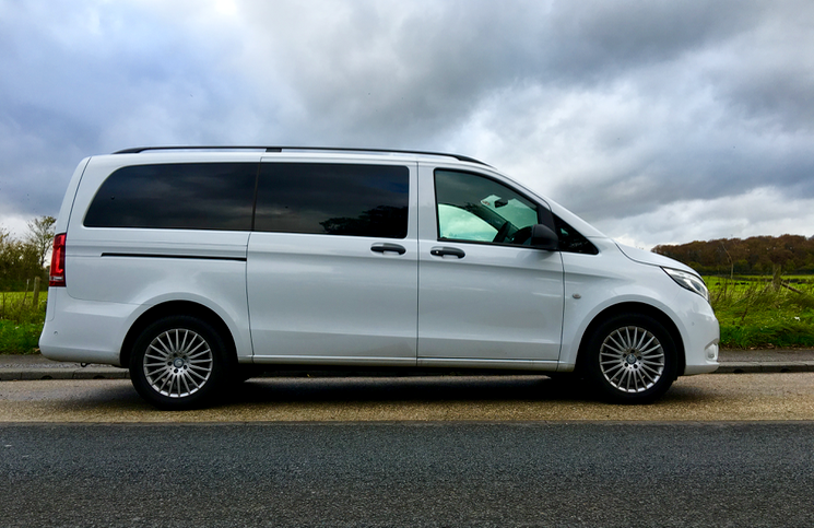 Mercedes-Benz Vito Tourer profile
