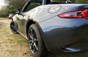 2015 Mazda MX-5 2 litre rear