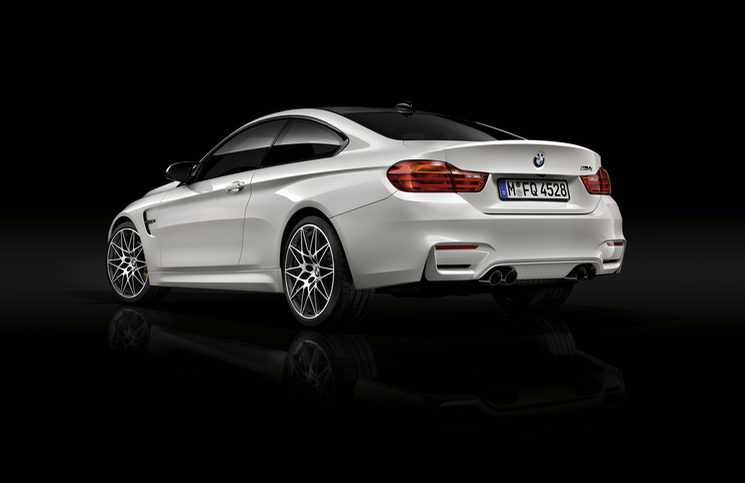 2016 BMW M4 Competition pack