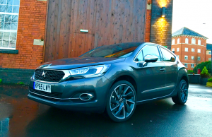 2016 DS 4 front