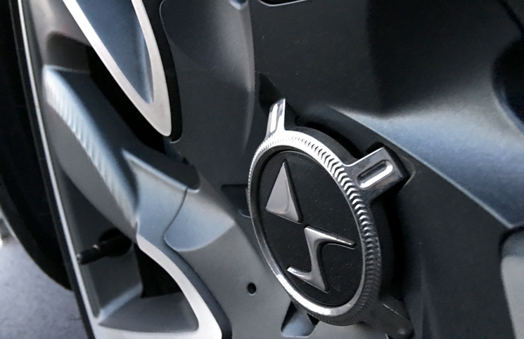2016 DS 4 front wheel