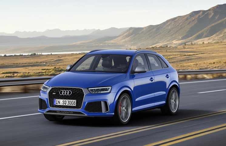 Audi RS Q3 performance 1