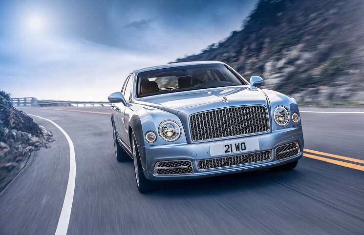 Bentley Mulsanne 4