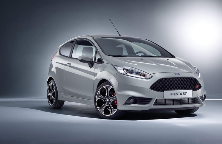 Ford Fiesta ST200 front