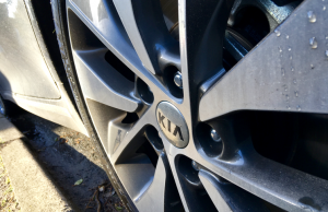 2016 Kia Optima wheel