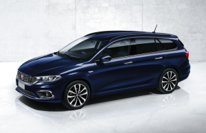Fiat Tipo Estate Front