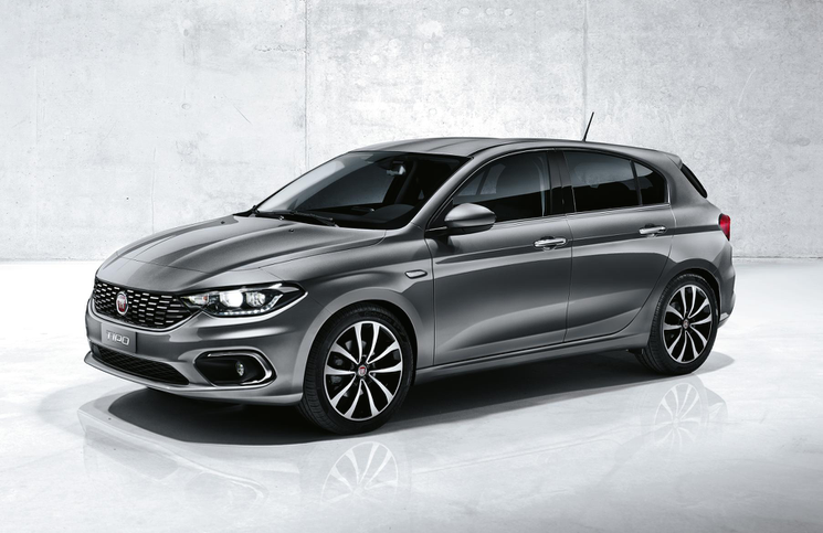 Fiat Tipo Hatchback Front