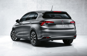 Fiat Tipo Hatchback Rear