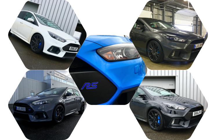 2016 Ford Focus RS colour