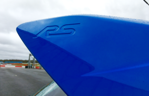 2016 Ford Focus RS wing