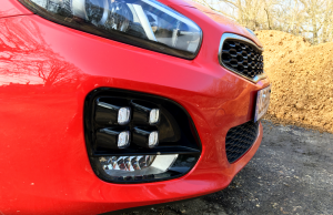 2016 Kia Cee'd Sportswagon lights