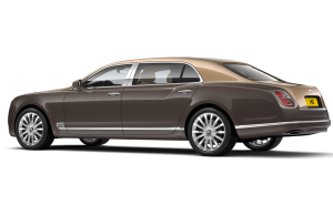 Bentley Mulsanne first ed 1