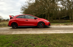 Type R profile red