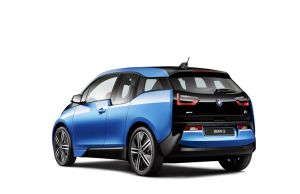 BMW i3 94Ah Rear