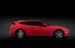 Toyota GT86 Shooting Brake Side