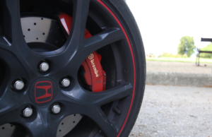 Civic Type R Hungary wheel