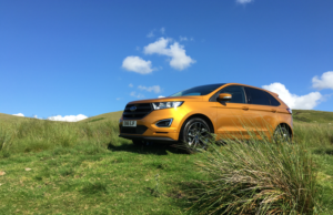 2016 Ford Edge front