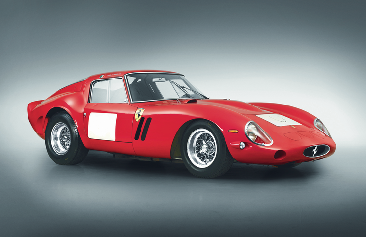 The most expensive car in the world Ferrari 250 GTO Berlinetta