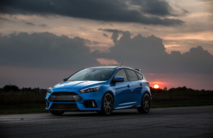 Ford Focus RS HPE400 Front