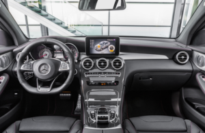 Mercedes-AMG GLC 43 4MATIC Coupe Interior
