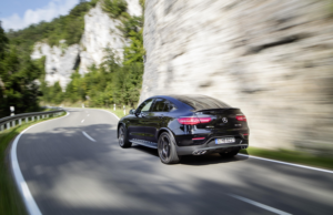 Mercedes-AMG GLC 43 4MATIC Coupe Rear
