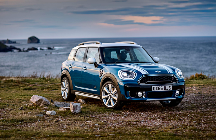 2017 Mini Countryman front
