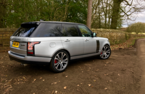 Range Rover SV Autobiography Dynamic rear