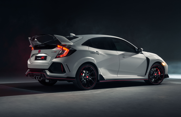 2018 Honda Civic Type R profile