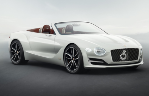 Bentley EXP12 Speed 6e front