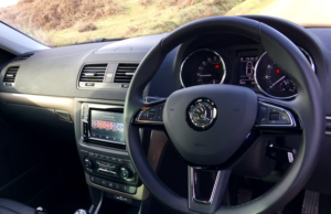 Skoda Yeti Outdoor 4x4 SE L interior