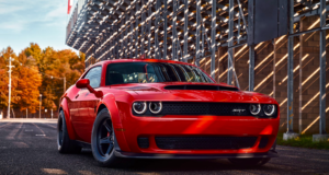 Dodge Challenger SRT Demon front