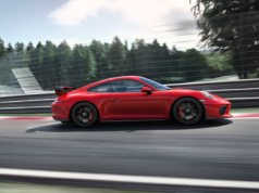 2017 Porsche 911 GT3 profile